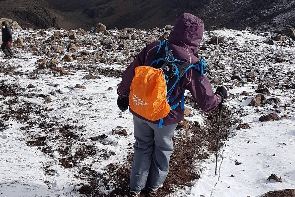 Mt Kenya Climbing Trek